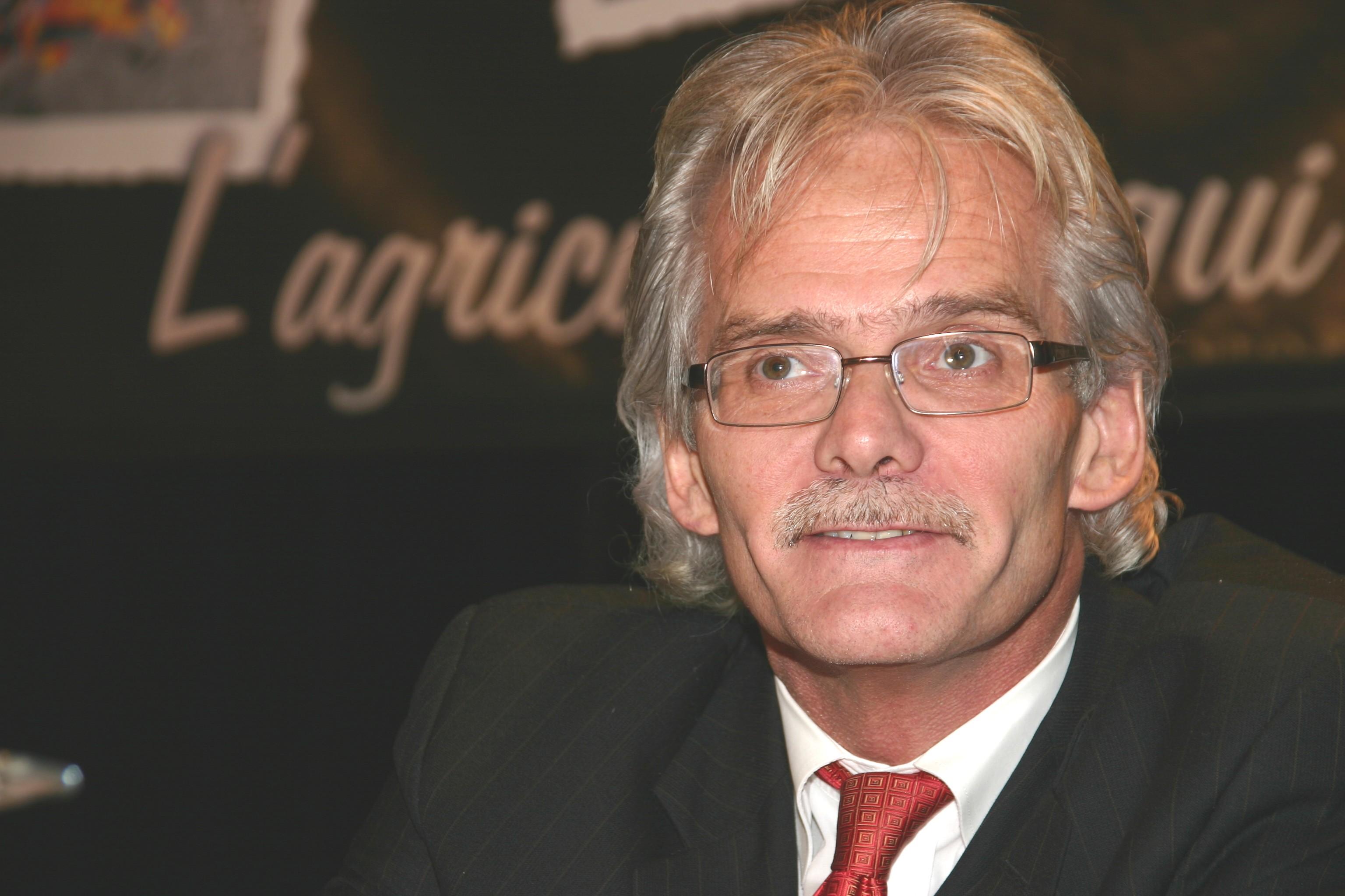 Bob Friesen, de la FNA. © Martin Ménard