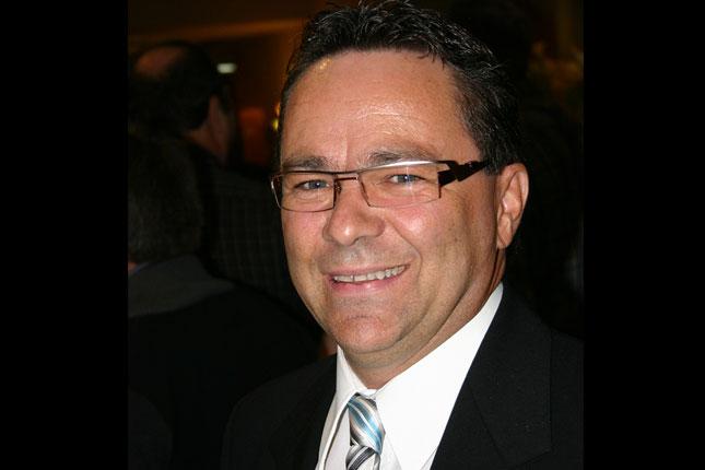 Le président de la Fédération de l'UPA de la Montérégie, Christian Saint-Jacques. © Archives/TCN