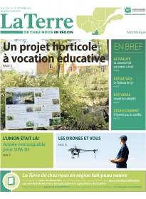 La Terre de chez nous en région-Montérégie- 2015-10-21