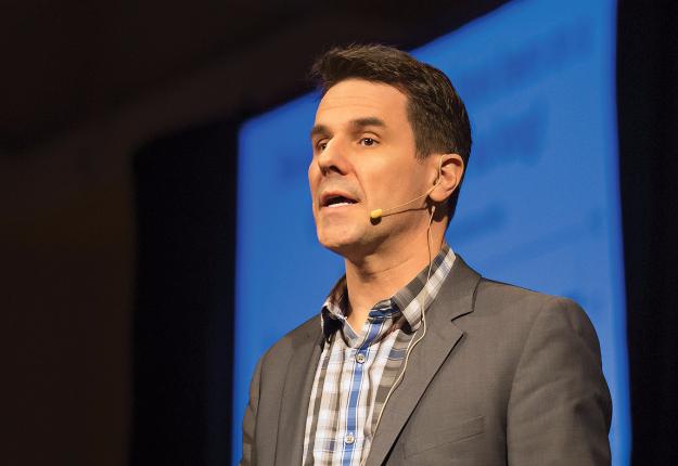 Jean-Philippe Gervais, économiste en chef de FAC. Crédit photo : Gracieuseté de Financement agricole Canada