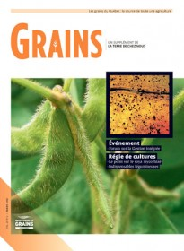 Grains - mars 2016