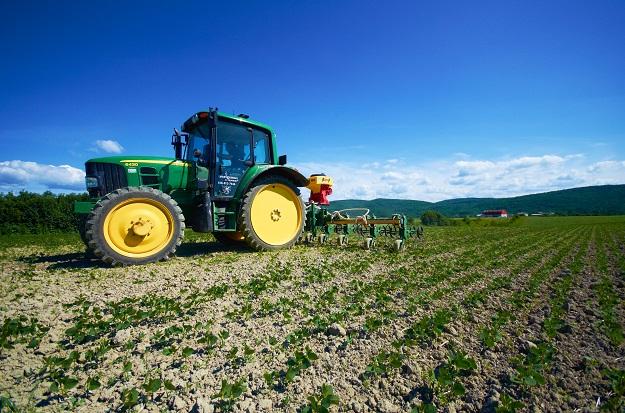 Les producteurs de grandes cultures biologiques, de soya IP, d'orge brassicole et de canneberges pourront désormais être couverts par un programme d'assurance récolte bonifié. Crédit photo : Martin Ménard/TCN