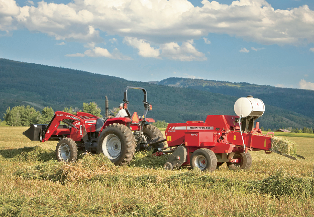 Crédit photo : Massey Ferguson