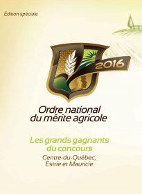 Ordre national du mérite agricole 2016
