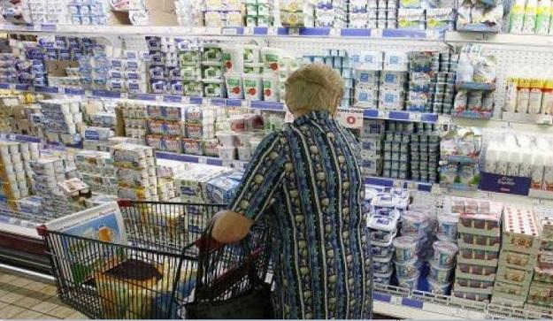 Carrefour, une grande chaîne de distribution alimentaire française, l'équivalent de Provigo au Québec, a accepté de vendre la nouvelle « brique » de lait qui rapportera quelques sous de plus aux producteurs. Source : FranceSoir