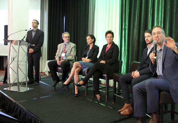 Le plan d'action quinquennal est très attendu par les acteurs de la filière biomasse, si l'on se fie aux questions entendues lors des premiers échanges en séance plénière.
