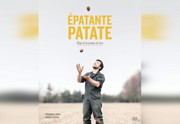 Un historien de la gastronomie a été engagé lors de l'écriture du livre. Crédit photo : Les Producteurs de pommes de terre du Québec