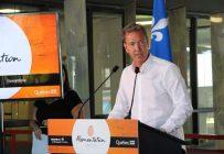 Le chef Ricardo Larrivée sera le conférencier d'honneur de la première rencontre préparatoire du Sommet sur l'alimentation. Crédit photo : Thierry Larivière/TCN
