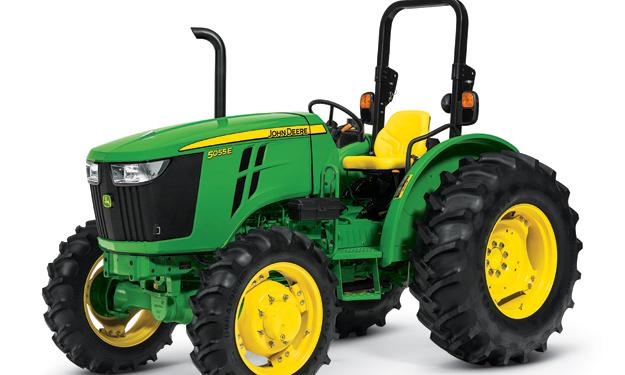 Des tracteurs pour les bois la terre de chez nous - Image de tracteur ...