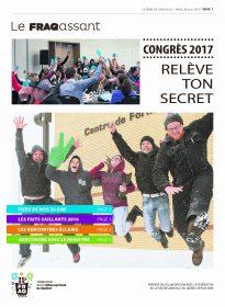 Cahier Le FRAQassant - Congrès 2017