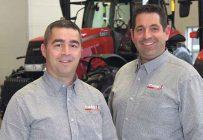 Les propriétaires, Charles Phaneuf et Hugues Théroux, ont pris la relève de l'entreprise en 2001. Crédit photo : Équipements Adrien Phaneuf
