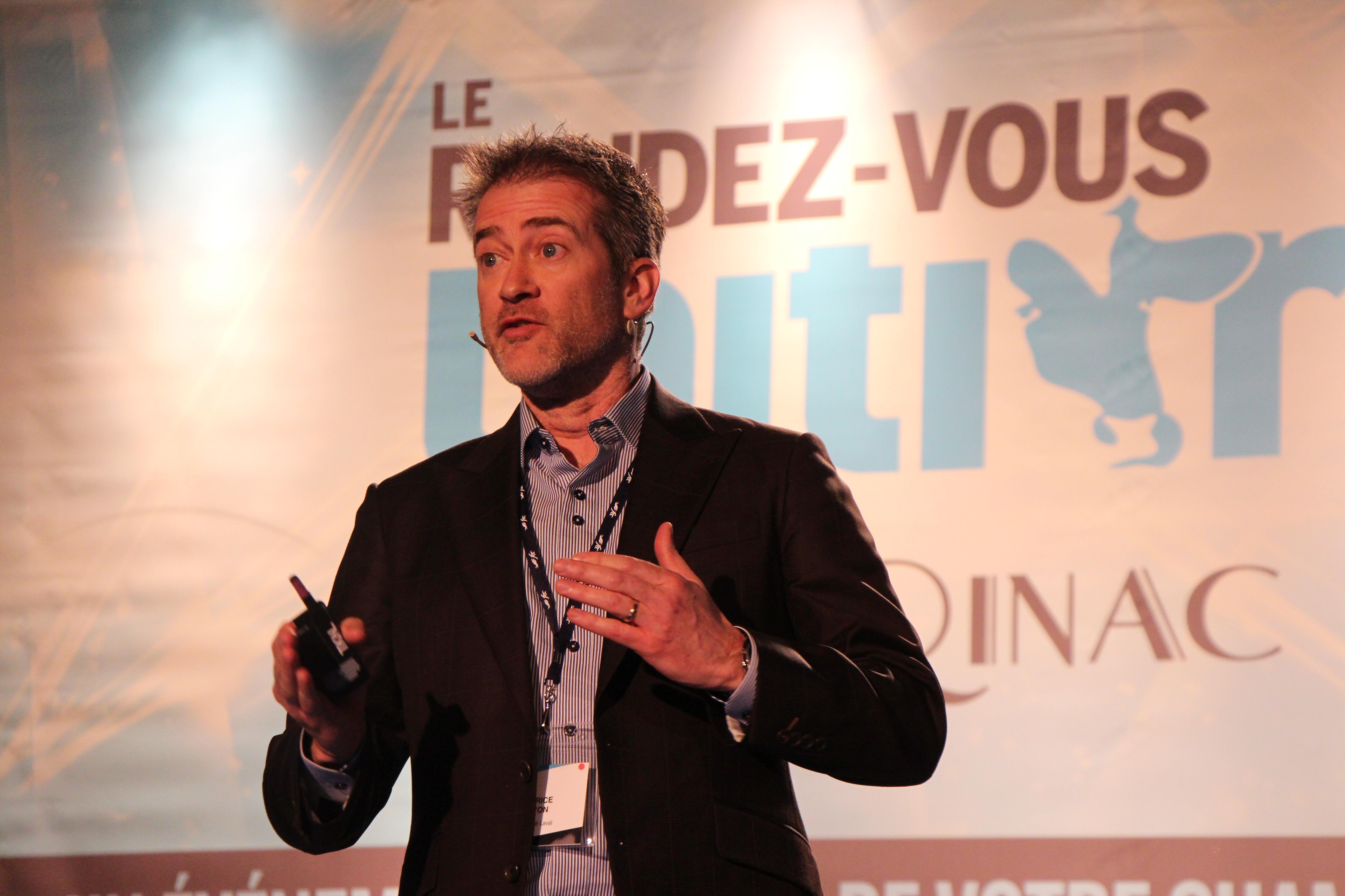 Maurice Doyon, agroéconomiste et professeur à l'Université Laval, croit que les Américains vont réclamer un accès au marché canadien équivalent au pourcentage négocié dans le cadre du Partenariat transpacifique. Crédit photo : Pierre-Yvon Bégin/TCN