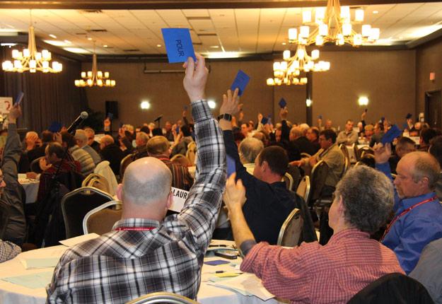 Les PBQ ont décidé de parler positivement de leur industrie. Crédit photo : Julie Mercier/TCN