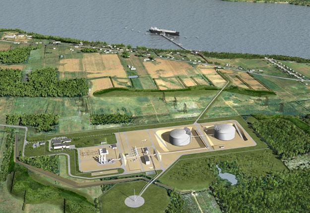 Selon l'entente de 2013, les 272 hectares destinés au projet Rabaska à Lévis pouvaient être rétrocédés aux agriculteurs, advenant que l'entreprise abandonne son projet de port méthanier.