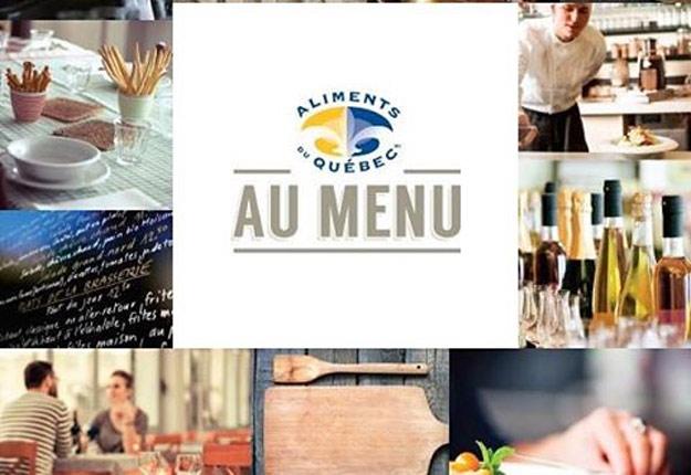 Un tout nouveau programme de reconnaissance vise à inciter les institutions à mettre les Aliments du Québec au menu de leurs services alimentaires. Crédit photo : Aliments du Québec