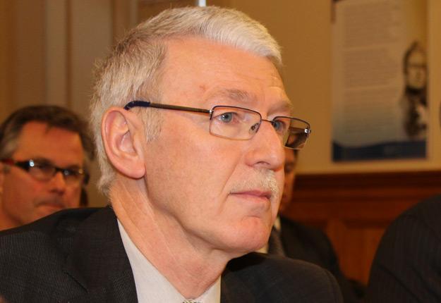 Ernest Desrosiers, en 2015. Crédit photo: Archives/TCN