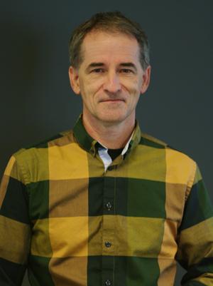 Gilles Tremblay, chercheur au CÉROM.
