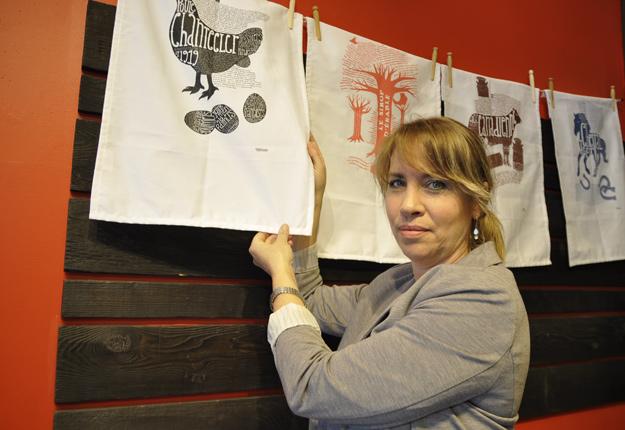 Sophie Lachapelle a fondé Quelle histoire! pour faire connaître aux Québécois leur patrimoine agroalimentaire. Crédit photos : Marc-Alain Soucy