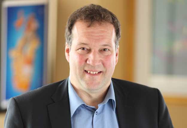 Pierre Lampron succède à Wally Smith, de la Colombie-Britannique, qui a occupé le poste durant six ans. Photo : Gracieuseté PLC