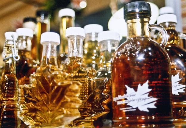 Le président actuel de L.B. Maple Treat, Daniel Cousineau, estime que la transaction permettra de propulser davantage les ventes de sirop et des produits de l'érable. Photo: Archives/TCN