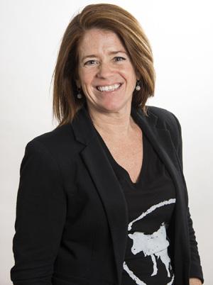 Nancy Portelance, présidente et copropriétaire du distributeur Plaisirs gourmets. Crédit photo : Gracieuseté de Nancy Portelance