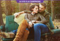 Marie-Eve et son conjoint, l'auteur-compositeur-interprète Jean-François Breau, habitent depuis plus de 10 ans « une petite maison sur le bord du bois ». Crédit photo : Pierre Maning