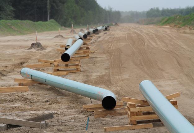 Les agriculteurs ont obtenu une victoire : la signature de conditions plus avantageuses pour l'implantation de pipelines. Crédit photo: Pierre-Yvon Bégin / Archives TCN