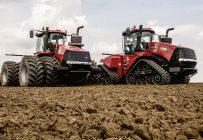 Le tracteur à quatre roues motrices offre plus de flexibilité pour le travail à la ferme. Le tracteur articulé est conçu pour les opérations nécessitant une grande puissance.
