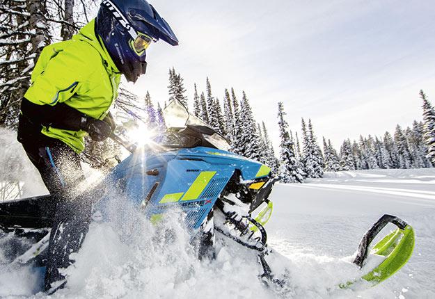 Photo gracieuseté de Ski-Doo