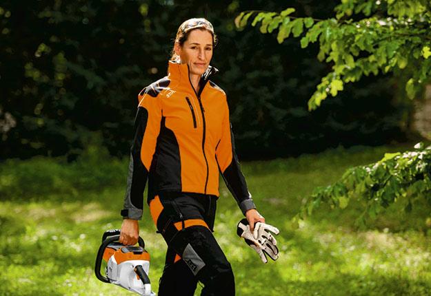 La veste Advance X-Shell. Plus de détails au numéro 8.