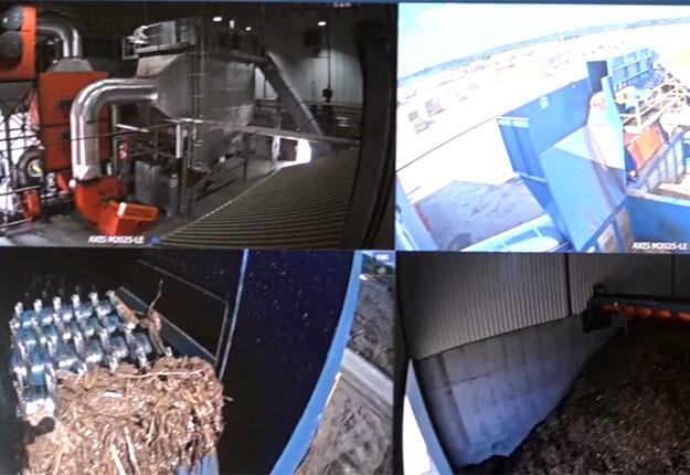 Le développement de la filière biomasse représente des investissements dits « responsables » pour Fondaction, un fonds créé à l'initiative de CSN. Crédit photo : Fondaction