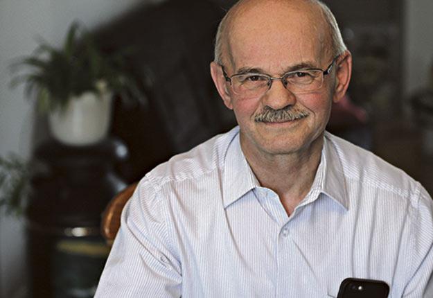 Richard Lehoux, président de la FQM. Crédit photo: Archives/TCN
