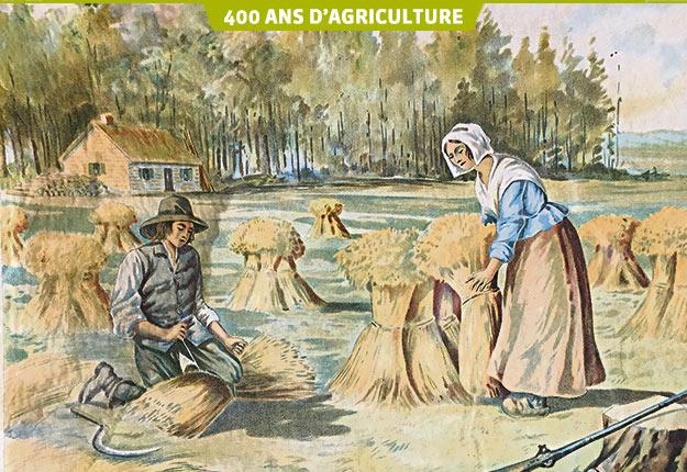 Crédit photo : Musée québécois de l'agriculture et de l'alimentation
