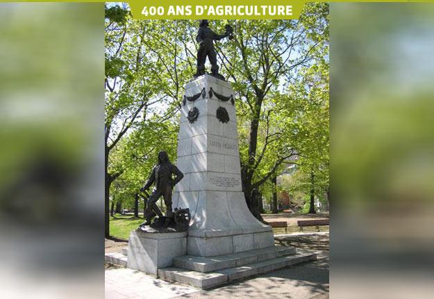 Louis h bert le contexte historique la terre de chez nous - La chambre des officiers contexte historique ...
