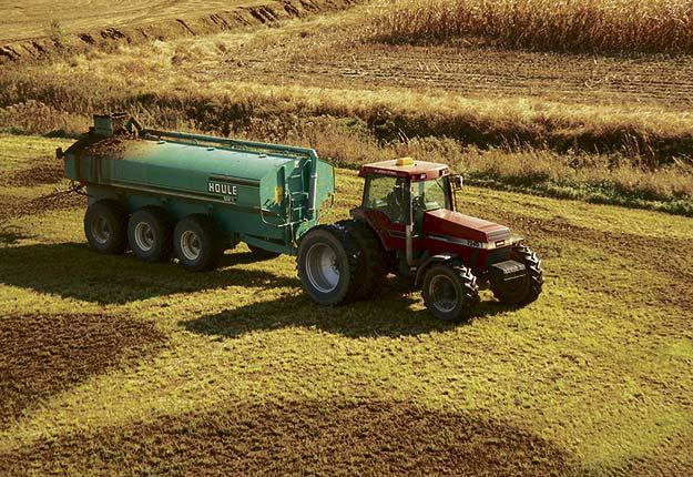 Les engrais naturels contiennent tous les éléments nutritifs dont une plante a besoin pour se développer. Crédit photo : Archives TCN