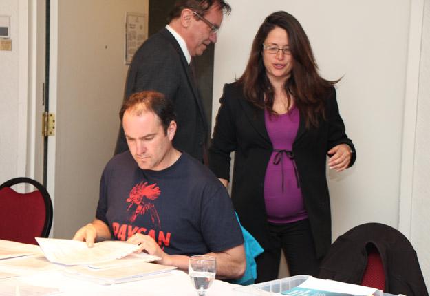 Daniel Gaudreau et Nathalie Bombardier ont perdu la garde de leur sirop. Crédit photo : Archives/TCN