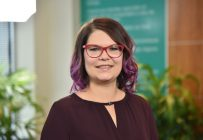 Michèle Lalancette, présidente de la Fédération de la relève agricole du Québec. Crédit photo: UPA
