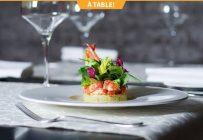 Au Manoir des Sables, vous vivrez une expérience culinaire unique.