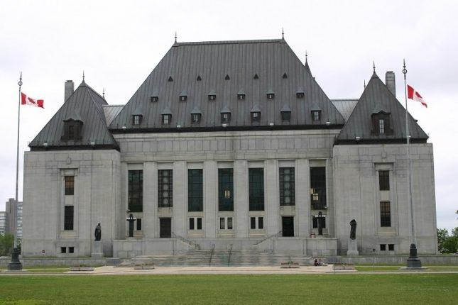 Le jugement de la Cour suprême aurait pu remettre en question la portée de plusieurs lois, y compris en agriculture. Crédit photo : Archives/TCN