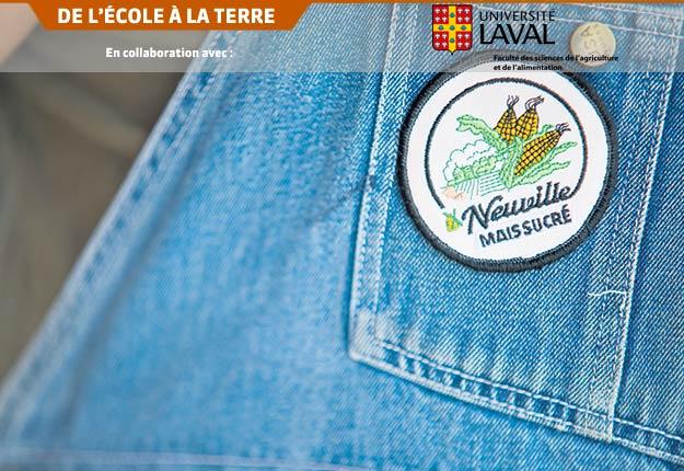 En juin 2017, le Maïs sucré de Neuville est devenu la 6eappellation réservée au Québec. Crédit photo : Archives TCN