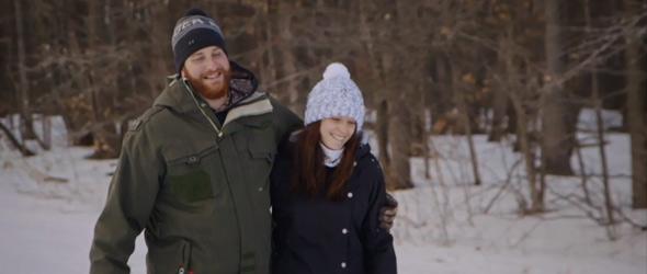 L'amour entre Marco et Marie-Ève a survécu à l'épreuve du voyage dans le Sud. Prochaine étape : la vie commune, alors que le producteur devra quitter le nid familial et s'installer avec sa douce.