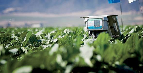 L'entreprise reste aussi à l'affût de tout ce qui lui permettrait d'améliorer ses prédictions en arrosage et en gestion des fertilisants et des pesticides.