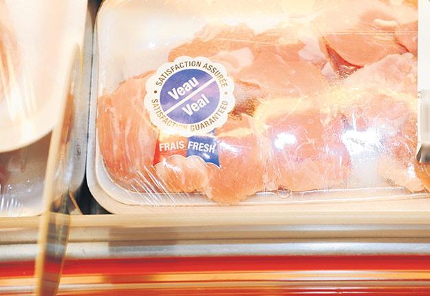 L'abolition du tarif douanier de 26,5% ouvre toute grande la porte aux importations de viande de veau en provenance d'Europe. Crédit photo : Archives/TCN