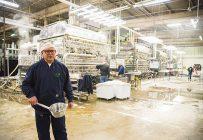 Joe Russo est chef de l'exploitation chez Sweet Tree Holdings. Crédit photo : Martin Ménard/TCN