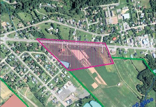 Exemple d'une demande refusée pour la municipalité de Beaumont.