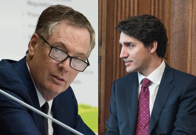 Le premier ministre Trudeau et le négociateur américain Robert Lighthizer se contredisent sur l'état d'avancement de la négociation de l'ALENA.