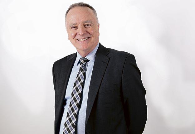 Georges Archambault, président et chef de la direction de l'IRDA depuis août 2015.