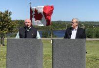 Sonny Perdue, secrétaire américain au département américain de l'Agriculture (USDA), a indiqué qu'il trouvait que les concessions du Canada sur les produits laitiers n'allaient pas assez loin.