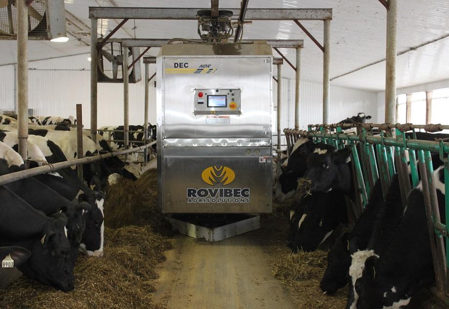 L'OCDE estime depuis des années que la gestion de l'offre est une forme de subvention aux agriculteurs, ce qui est contesté par les producteurs de lait. Crédit photo : Archives/TCN