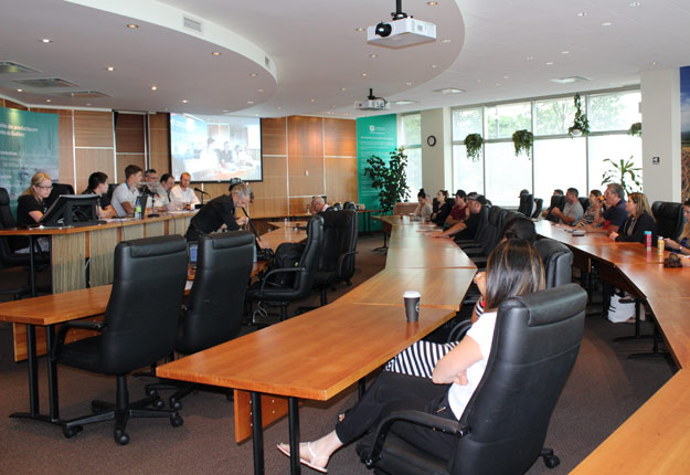 Le 1er août, la Fédération des producteurs acéricoles du Québec a procédé au tirage d'un nouveau contingent de 40 000 entailles. Crédit photo : FPAQ